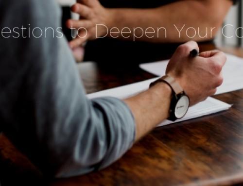 Twelve Questions to Deepen Your Evangelistic Conversations