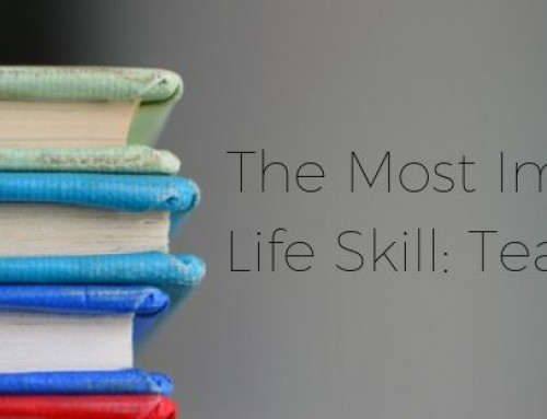 The Most Important Life Skill: Teachability