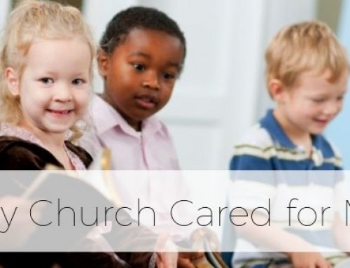 Ways My Church Cared for My Kids