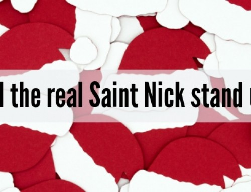 Will The Real Saint Nick Stand Up?