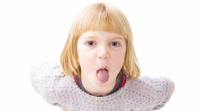 child rudeness