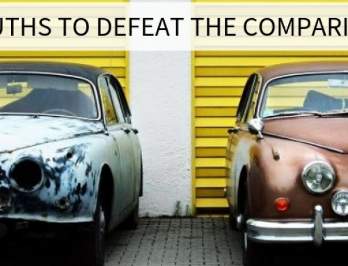 Three Truths to Defeat the Comparison Virus
