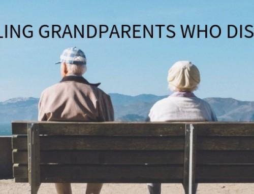 Handling Grandparents Who Disagree