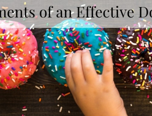 Nine Elements of an Effective Donut Date