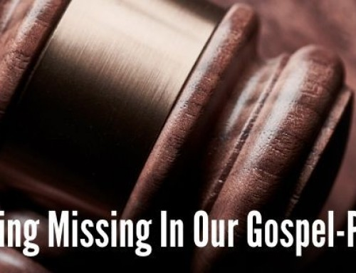 Is Something Missing in Our Gospel-Parenting?